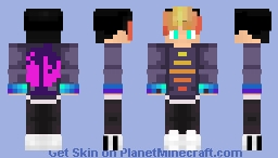 GuardeYard Minecraft Skin