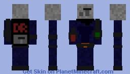 Dr.Toaster Minecraft Skin
