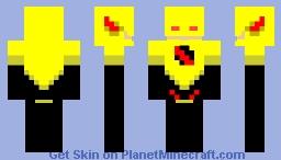 Reverse-Flash - CW Minecraft Skin