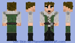 Francesco_Leger Minecraft Skin