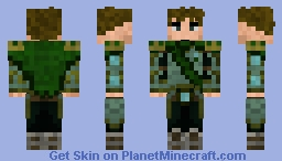 Francesco_Prince Minecraft Skin