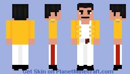 Freddie Mercury Minecraft