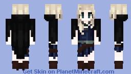 *-Eleanora-* Minecraft Skin