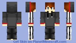 ~ Hey Guys, My pants are BAGGY! ~ Minecraft Skin