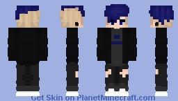 KILLER IN THE MIRROR Minecraft Skin