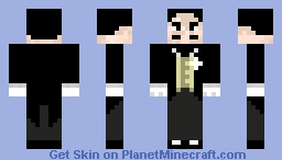 Ko-Ko (Updated) Minecraft Skin