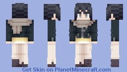 Nezumi - No.6 Minecraft Skin