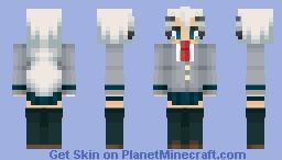 MHA OC // Hana Akari Minecraft Skin