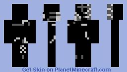 Death Phantom (Resource Pack Skin) Minecraft Skin