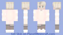 Hello, The Plain Colors | 🍪 Minecraft Skin