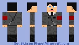 Hitler (Military Uniform) Minecraft