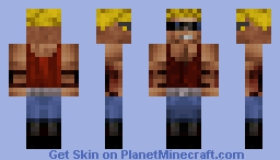 Construction Worker • City Life Skin Contest Minecraft Skin