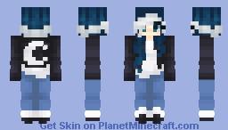 Luna || Human My Little Pony Minecraft Skin