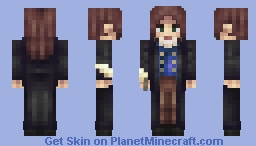 Is this Chiaroscuro? Minecraft Skin