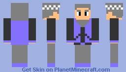 Paul pokemon Minecraft Skin