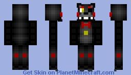 """Shhhhh"" - A Lefty the Bear Skin Minecraft Skin"