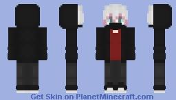 Saeran (Mystic Messenger) Minecraft Skin