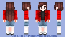 Alexandra || Twin Skins - Skin Request Minecraft Skin