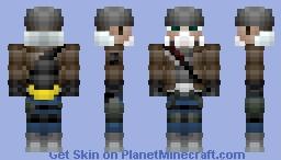 SHD Division Agent Minecraft