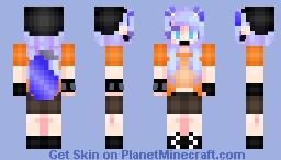 Rock an Roller Minecraft Skin
