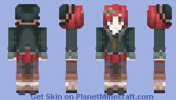 Himiko Yume-nope Minecraft Skin