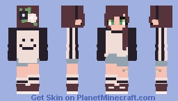 owo what's this a reshade contest of a teen??? Minecraft Skin