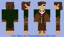 Bilbo Baggins Minecraft Skin