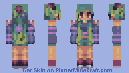 Now or never Minecraft Skin
