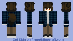 Edgy Protectiveness - [Gift for ScreamThief] Minecraft Skin