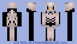 Jigsaw Minecraft Skin