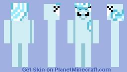 Snowdrop Custom MineLP Skin Minecraft Skin