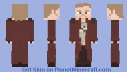 Peter Quill | The MCU | Guardians of the Galaxy Vol. 2 Minecraft Skin