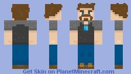Tony Stank (not entering for binskin) Minecraft Skin