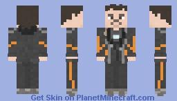 Tony Stark | The MCU | Infinity War Minecraft Skin