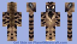 Yenacoon Minecraft Skin
