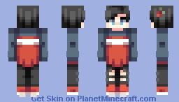 Street clothes   OC Minecraft Skin