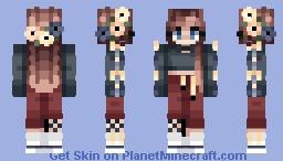 ♡ ℓσνєℓу ♡ ~Inspirinq (PR) Minecraft Skin