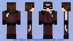 Cw Elongated man Minecraft Skin