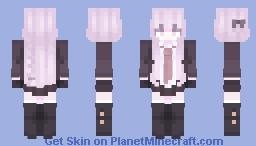 How Hopeful! -kirigiri! Minecraft Skin