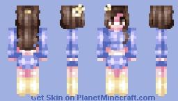 Chatie l Fab Minecraft Skin