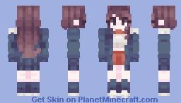 vibes | new persona Minecraft Skin