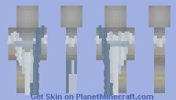 [✗] pretty blue thang Minecraft Skin