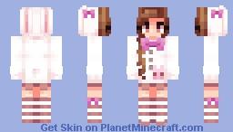 ❤~𝓖𝓪𝓫𝓛𝓮𝓮 ~𝓑𝓮𝓼𝓽𝓲𝓮𝓼~❤ Minecraft Skin