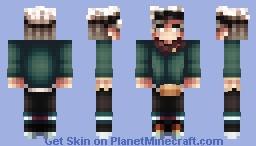 Allj Minecraft Skin