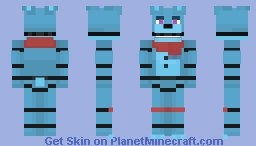 BONBON [] The 100th remake [] Minecraft Skin