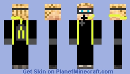 Captain Awesome Scuba Minecraft Skin