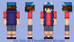 -D i p p e r   P i n e s- Minecraft Skin