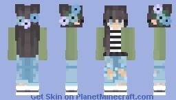 let me down slowly Minecraft Skin