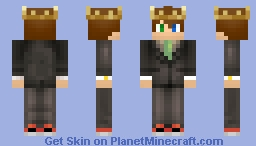 Craft | King Minecraft Skin