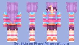𝓵𝓾𝓷𝒆𝓽𝓪 //Sister Spring// Minecraft Skin